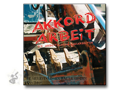 Akkordarbeit - Album CD