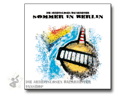 Sommer in Berlin - Album CD