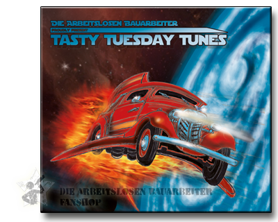 TASTY TUESDAY TUNES - Album CD
